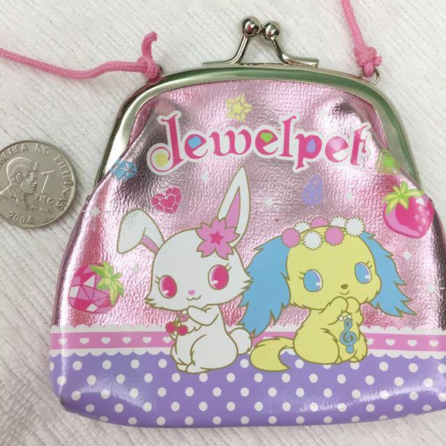 Brand New Jewelpet coin purse