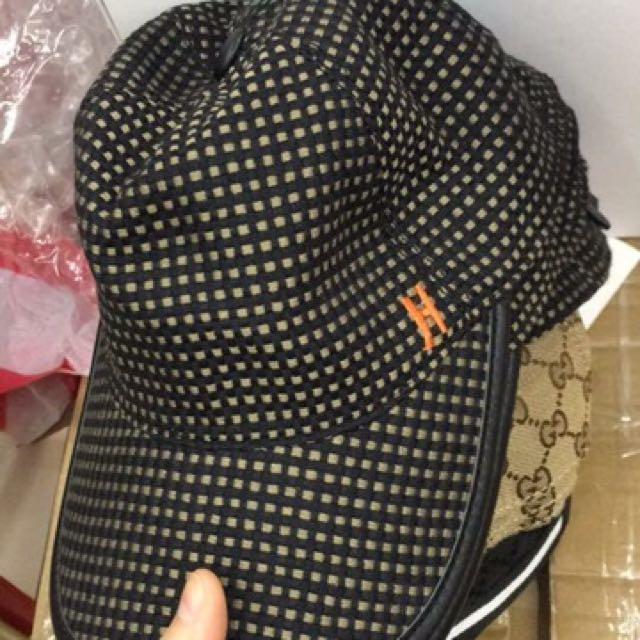 Branded Cap Black