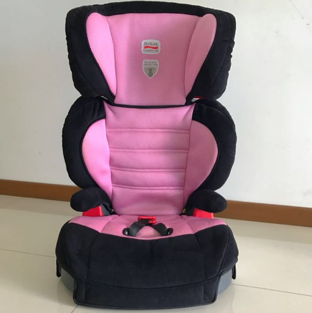 Britax Parkway - Booster Car Seat, Babies & Kids on Carousell