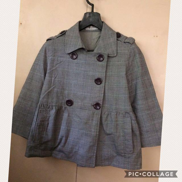 Calypso 3/4 jacket / peacoat style
