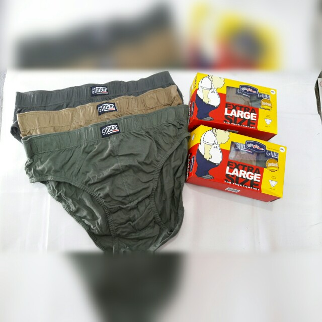 Celana Dalam Extra Large GTMan