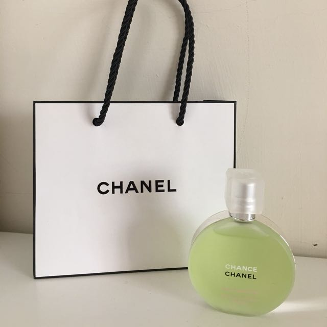 Chanel 綠色氣息隔離髮香噴霧 35ml