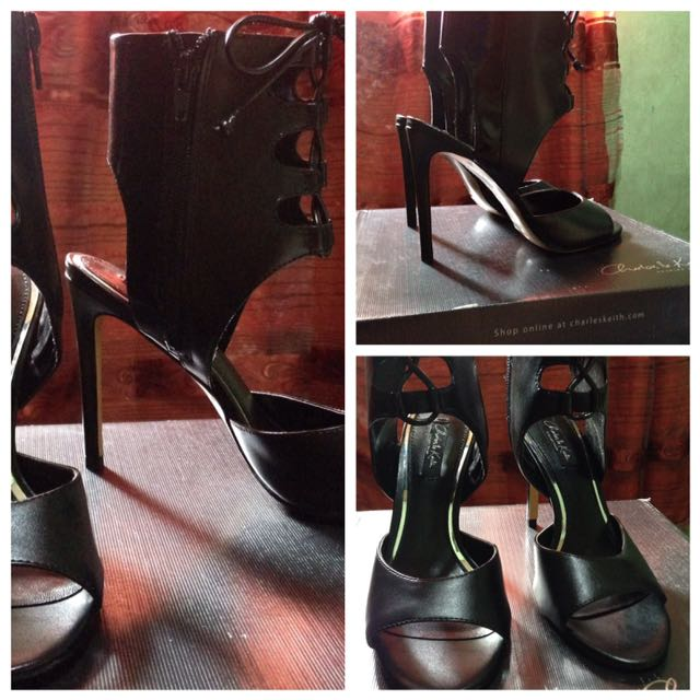 Charles and Keith heels/Slippers