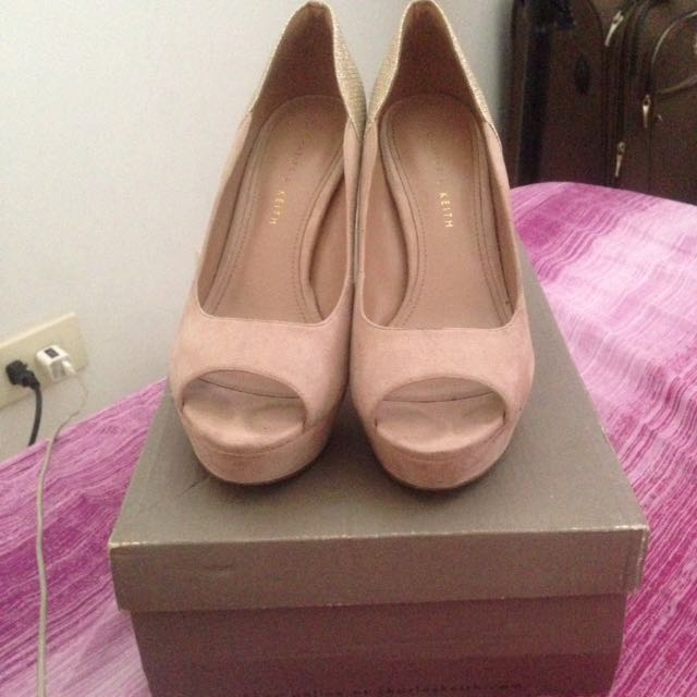 Charles and Keith Pumps