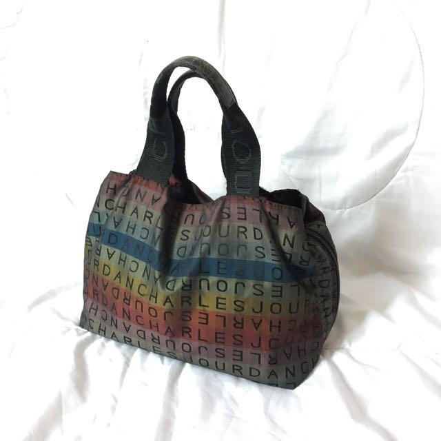 fd79935b5f87 Charles Jourdan Tote Bag