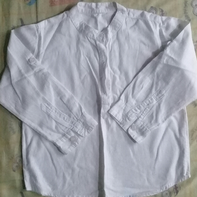 Chinese collared polo