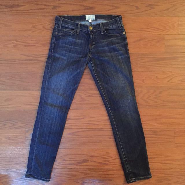 "Current&Elliot Jeans Size 25 ""The Stilleto"" Like New"