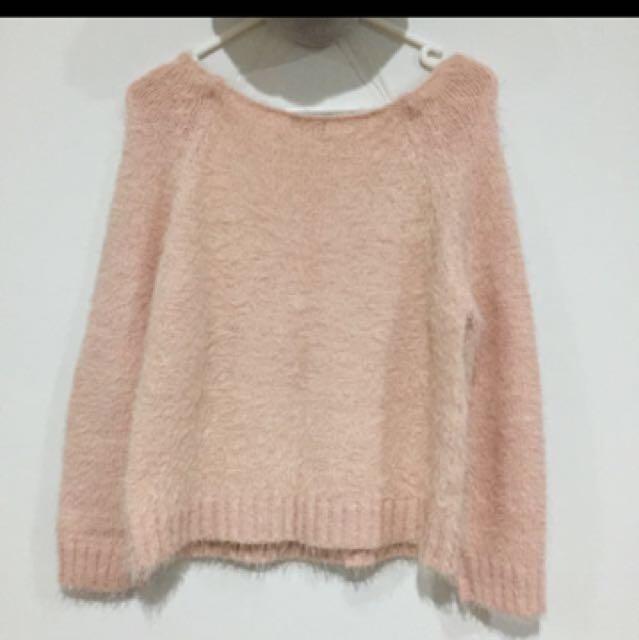 Dotti Fluffy Sweater