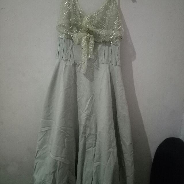 Dress Model Balon