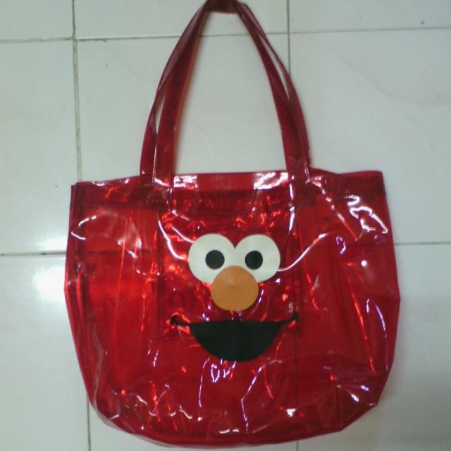 Elmo Tote Bag Universal Studio Singapore, Babies & Kids, Others on Carousell