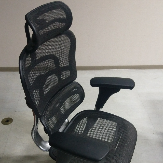 ergohuman豪優111豪華版人體工學透氣網椅(主管椅) 豪華版