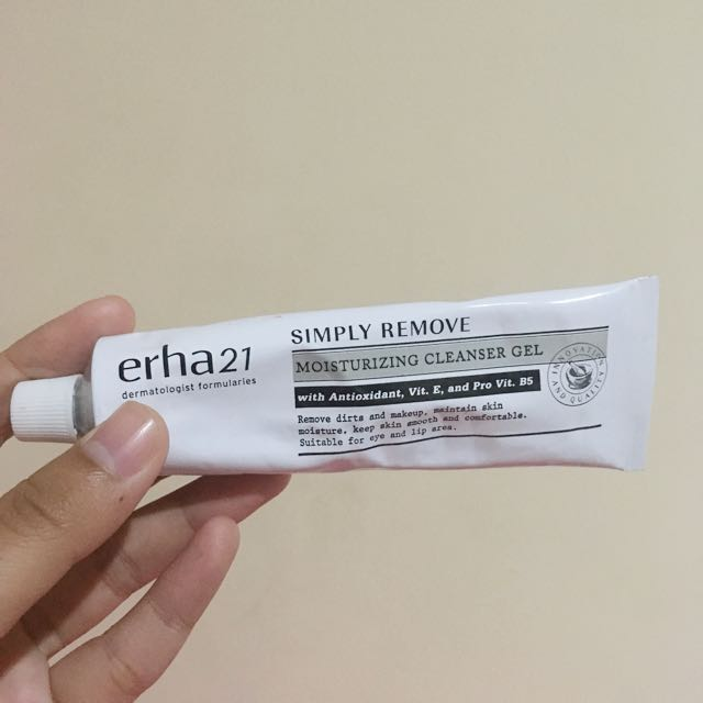 ERHA simply remove moisturizing cleanser gel