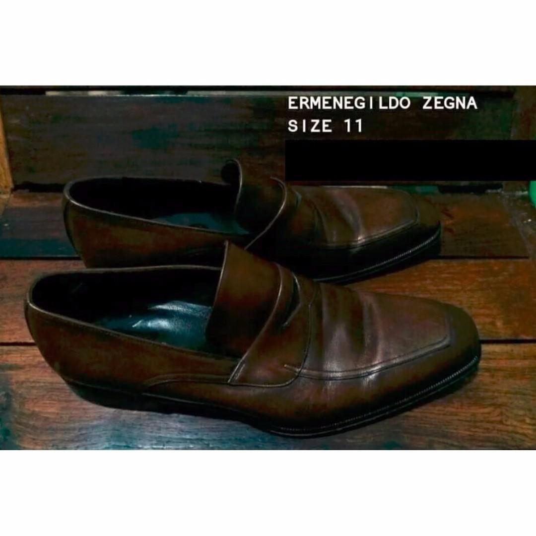 Ermenegildo Zegna Shoes (original from US)
