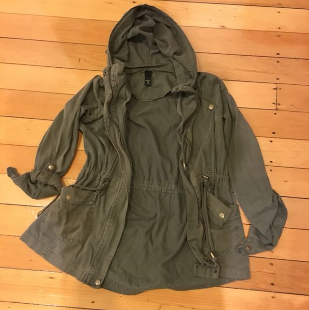 Factories Army Jacket