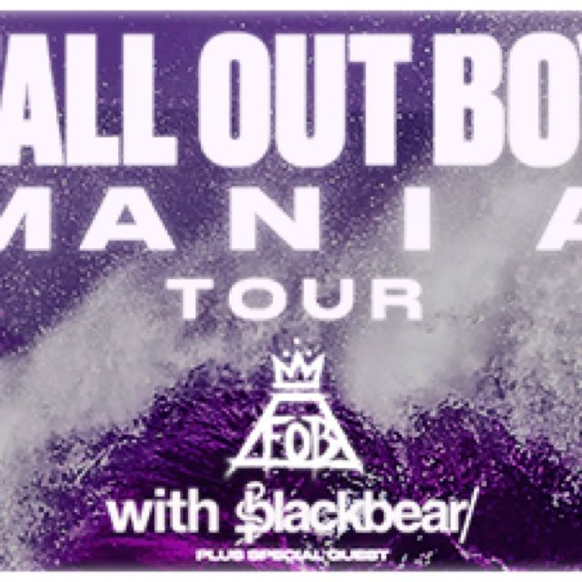 Fall Out Boy tickets s118