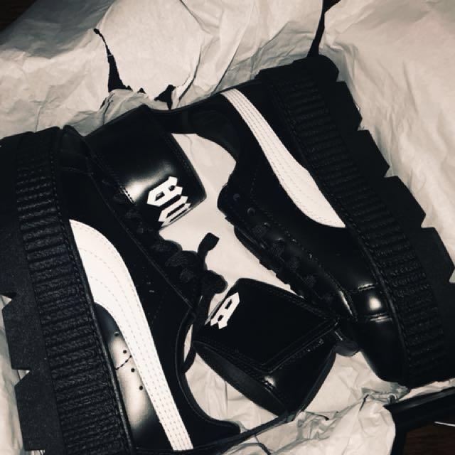 FENTY x PUMA ANKLE STRAP CREEPERS