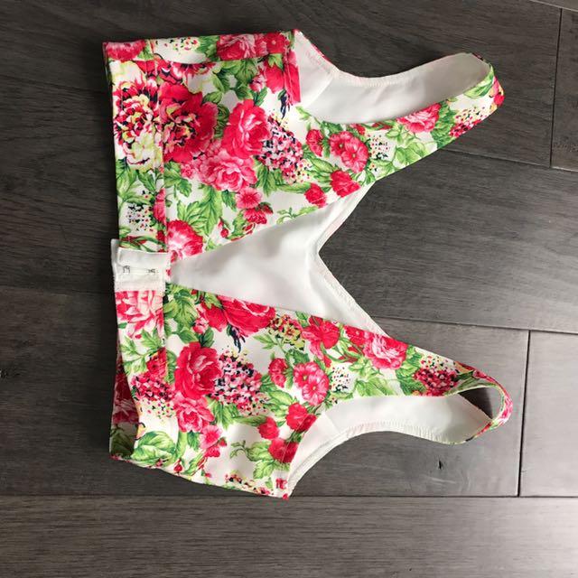 Floral Two Piece Set