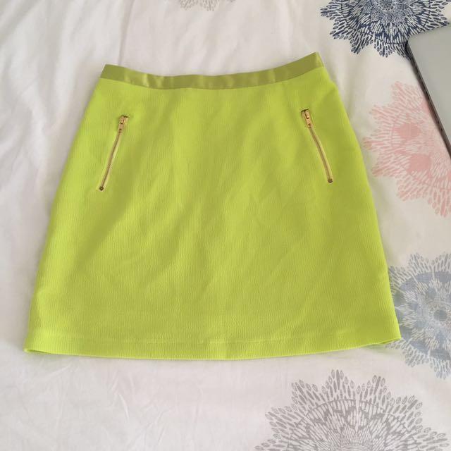 Forcast Skirt 8