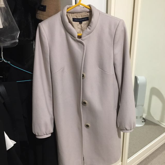 French Connection Women Coat