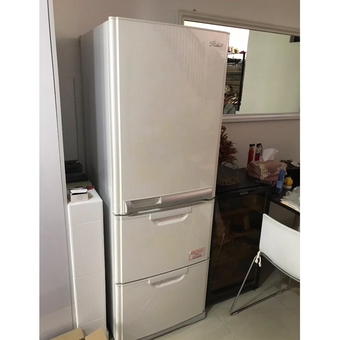 Fridge Mitsubishi Folio Baby Refrigerator Made In Japan