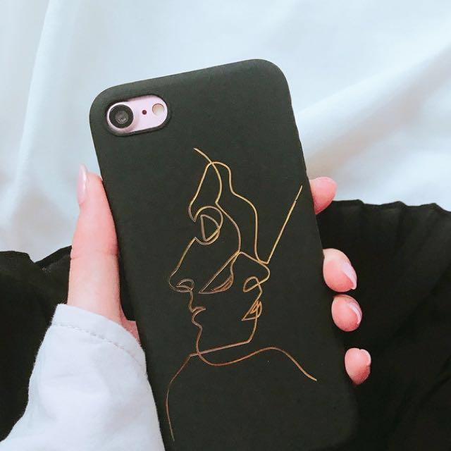 Golden Art Phone Case