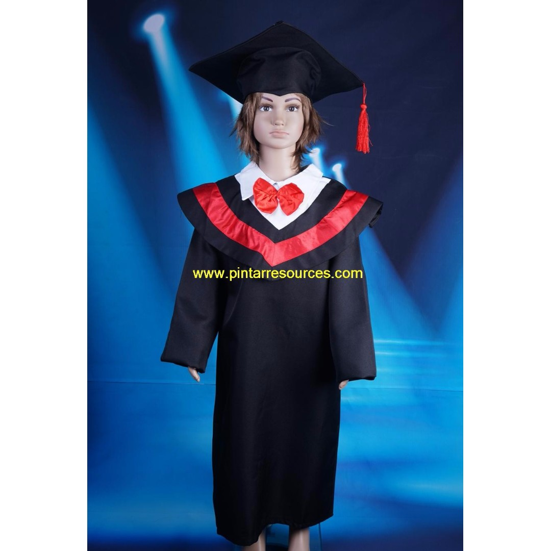 Graduation Gown Kindergarten Kids, Babies & Kids, Boys\' Apparel on ...