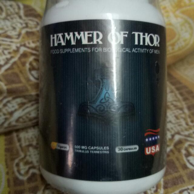 Hammer Of Thor...for Men