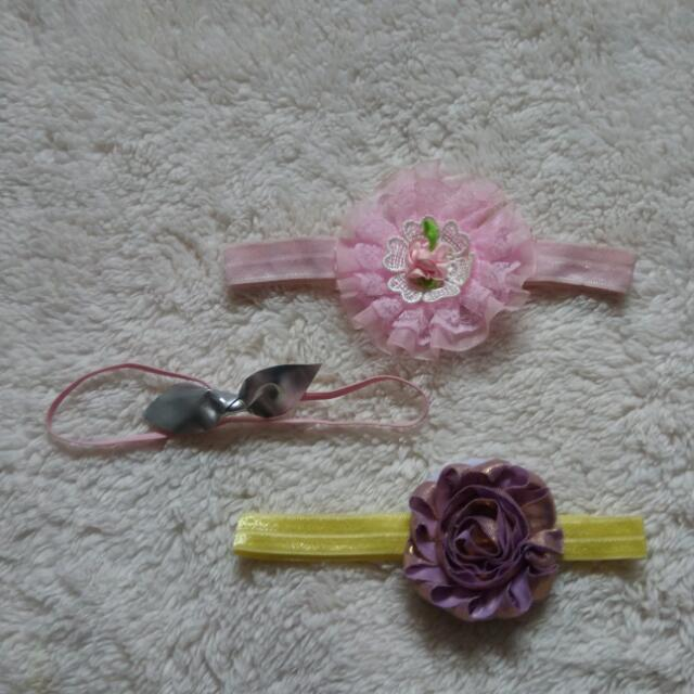 Headbands Set