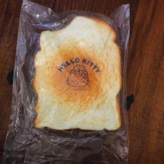 HK Toast Sanrio