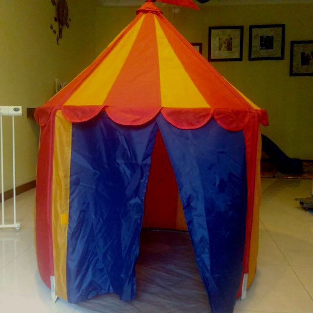 photo photo photo photo photo & IKEA Play Circus Tent Kids Children Cirkustalt Babies u0026 Kids ...
