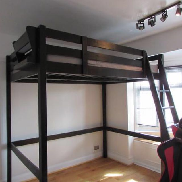 ikea stora loft bed furniture beds mattresses on carousell. Black Bedroom Furniture Sets. Home Design Ideas