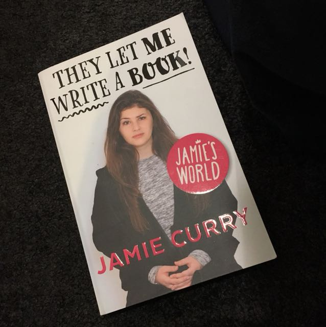 Jamie Curry - They Let Me Write A Book