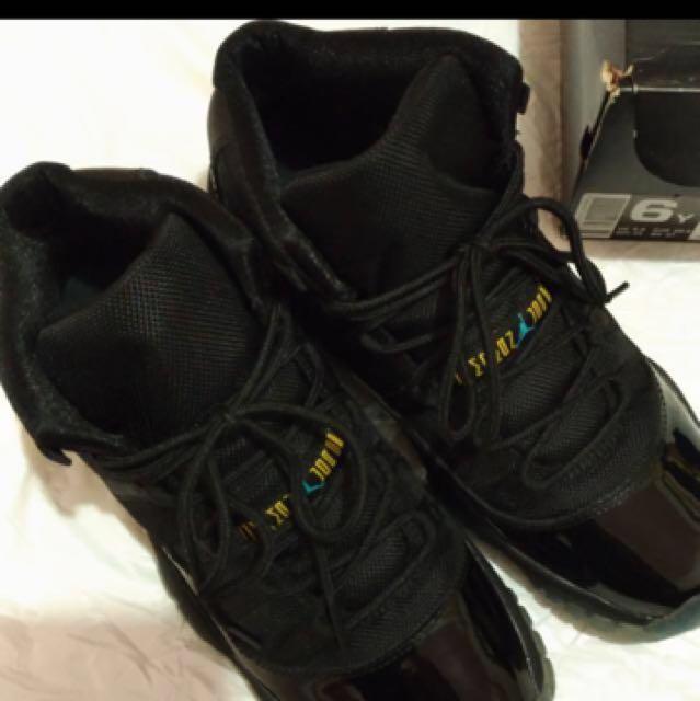 Jordan黑籃11代