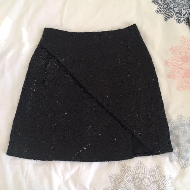 Keepsake Sequin Skirt size S
