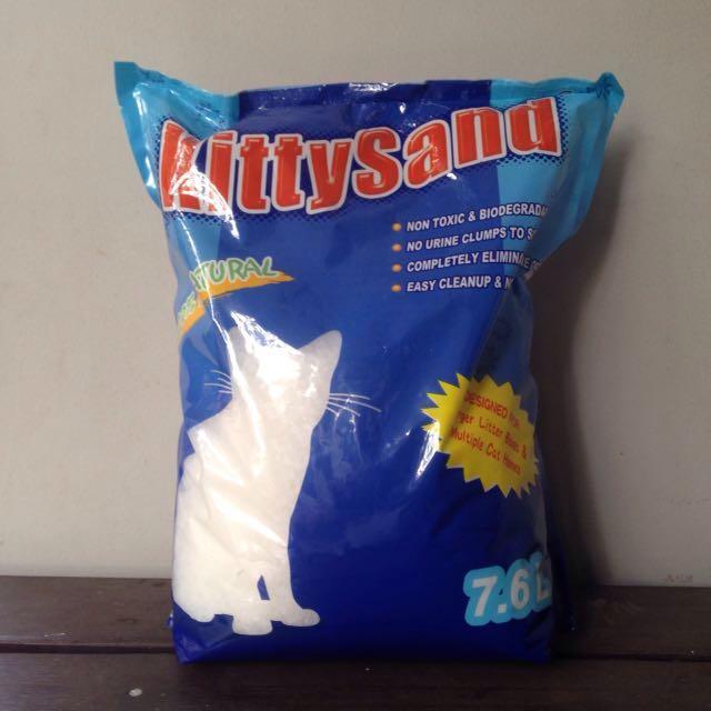 Kitty Sand Cat Litter