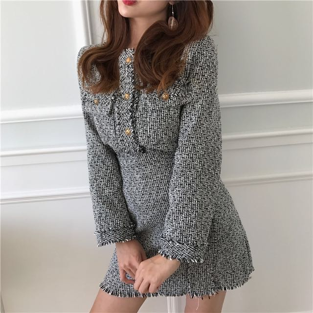 KOKO Blazer + Skirt Set