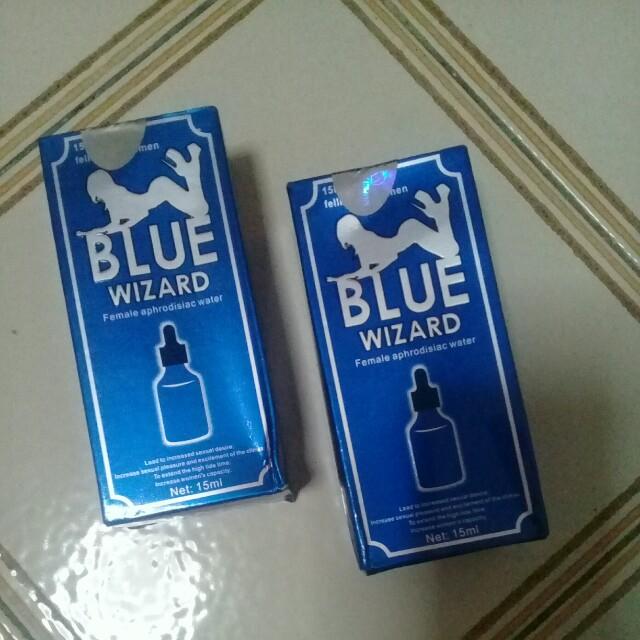 last two box blue wizard health beauty perfumes nail care