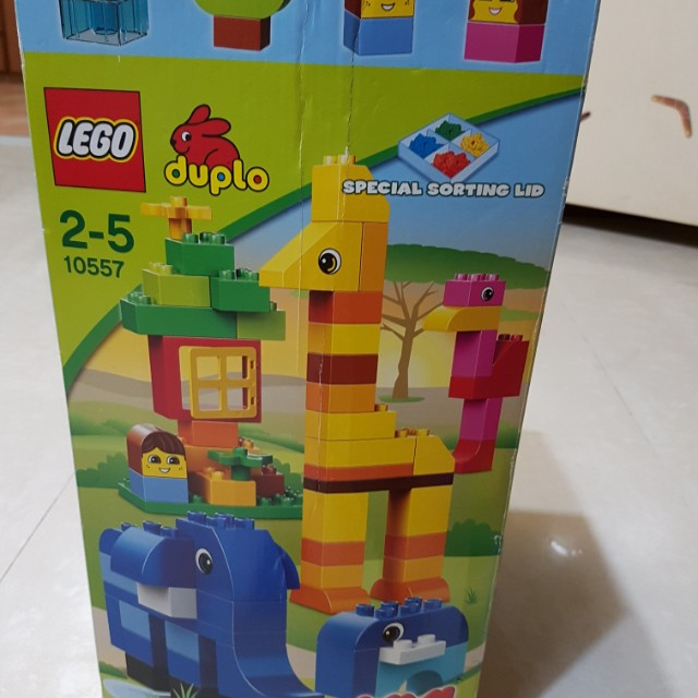 Lego Duplo For 2 To 5 Years Old Babies Kids Toys Walkers On
