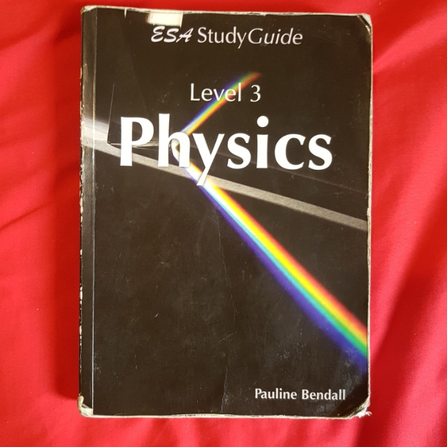 Level 3 Physics Study Guide