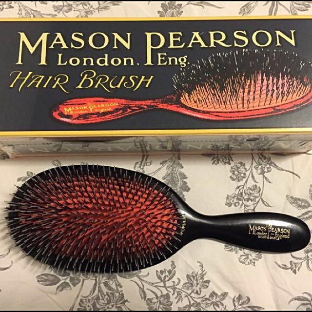 Mason Pearson Bn3 Hairbrush
