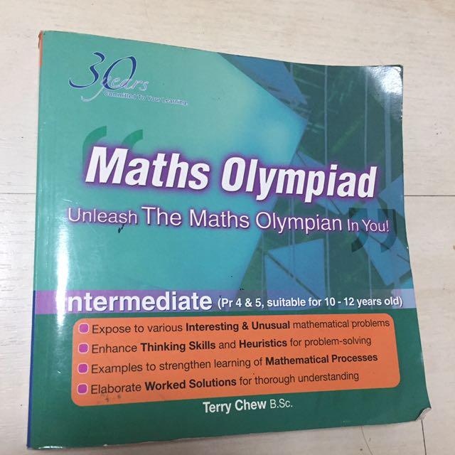 Maths Olympiad - intermediate