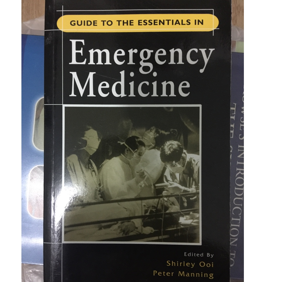 Guide to the Essentials in Emergency Medicine