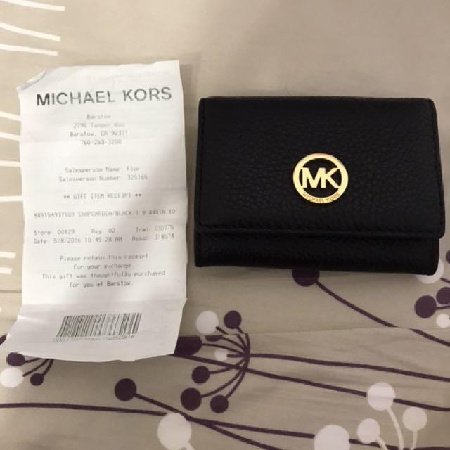 MICHAEL Kors 名片夾