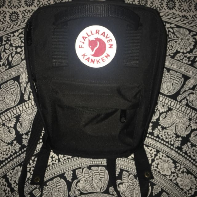 Mini Fjallraven Kanken Bag Pack