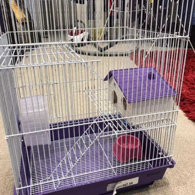Mouse cage all included