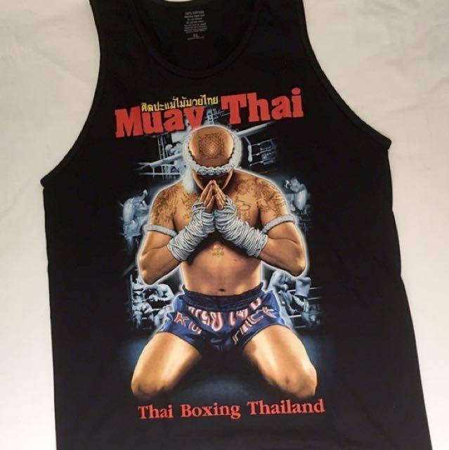 Muay thai sando