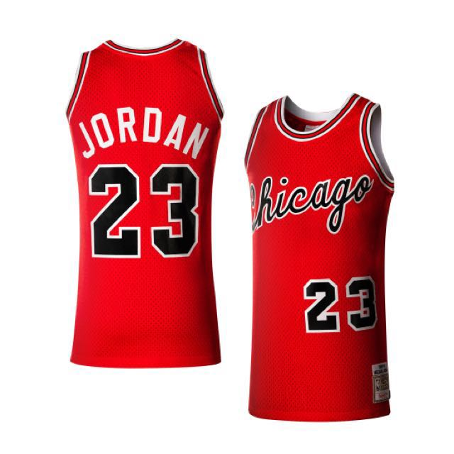 new concept 96229 2ad3e NBA Mitchell and Ness 1984-1985 Rookie/Michael Jordan(road ...