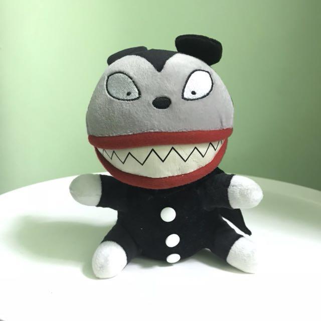 NBX - Vampire Teddy Plush Toy
