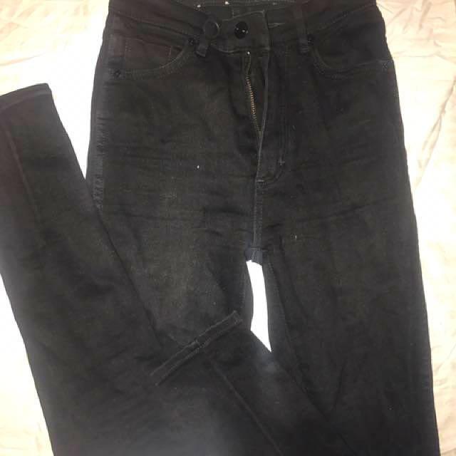 Neuw skinny jeans size 6