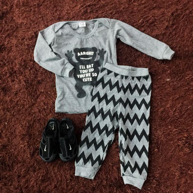 [New] Cuddles Baby Set 12-18M